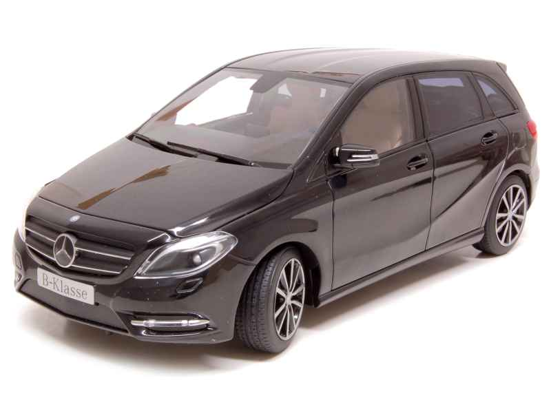 mercedes b class w246 2011 norev 1 18 autos. Black Bedroom Furniture Sets. Home Design Ideas