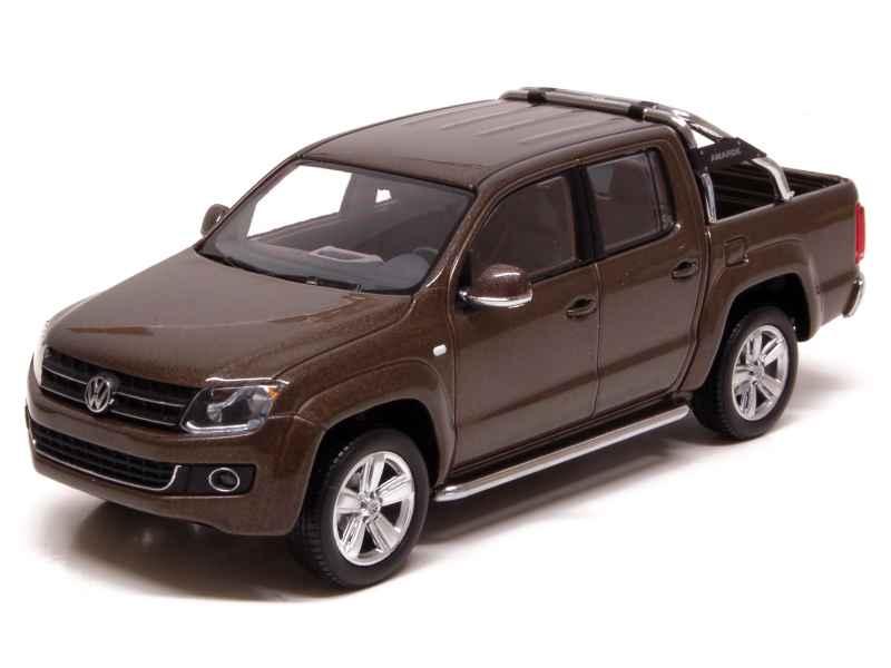 volkswagen amarok 2009 minichamps 1 43 autos miniatures tacot. Black Bedroom Furniture Sets. Home Design Ideas