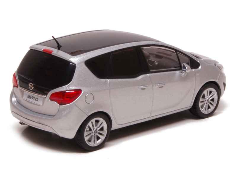 opel meriva 2011 minichamps 1 43 autos miniatures tacot. Black Bedroom Furniture Sets. Home Design Ideas