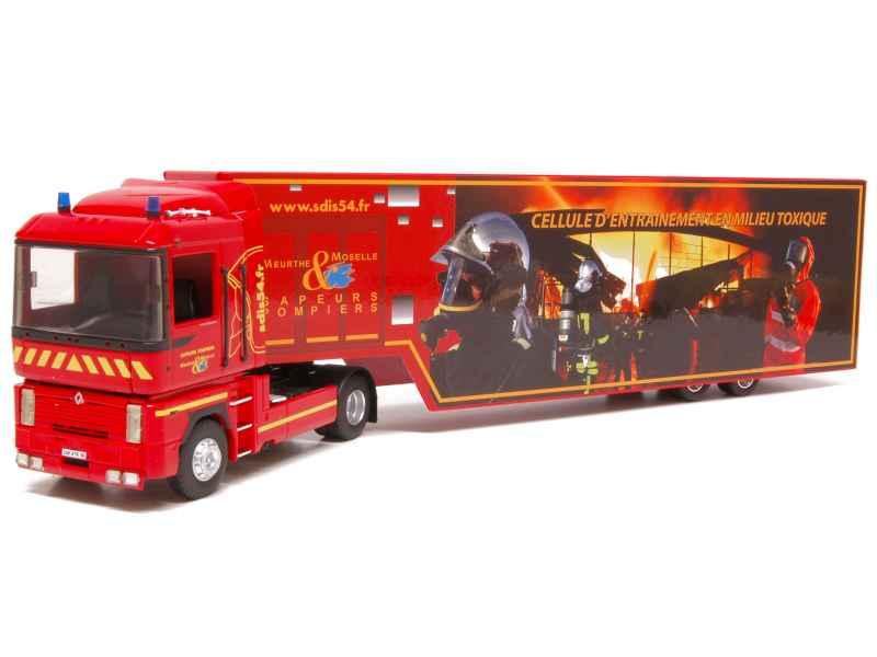 renault ae restyle pompiers eligor 1 43 autos miniatures tacot. Black Bedroom Furniture Sets. Home Design Ideas