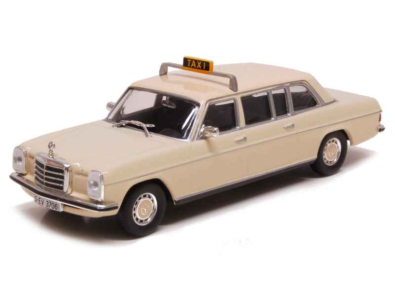 mercedes 240d taxi frankfurt 1972 x press al 1 43. Black Bedroom Furniture Sets. Home Design Ideas