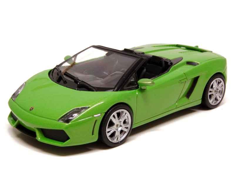 Norev - Lamborghini Gallardo LP 560-4 Spyder 2009 - 1 43