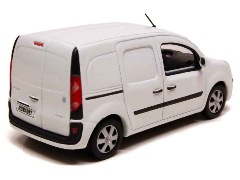 renault kangoo ii express ze electrique 2011 norev 1 43 autos miniatures tacot. Black Bedroom Furniture Sets. Home Design Ideas