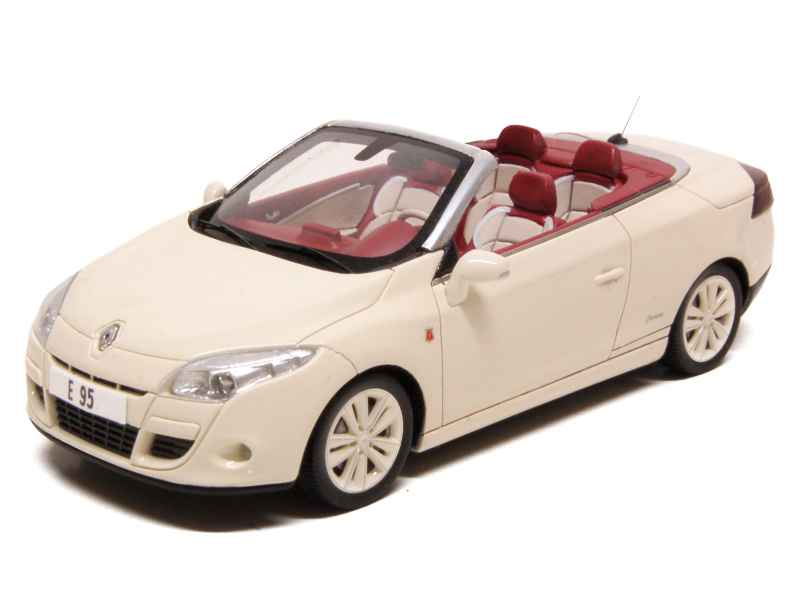 renault megane iii cc floride 2011 spark model 1 43 autos miniatures tacot. Black Bedroom Furniture Sets. Home Design Ideas