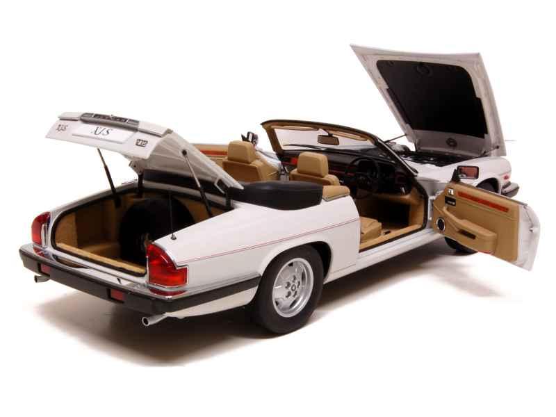Jaguar - XJ-S Cabriolet 1980 - AUTOart - 1/18 - Autos ...