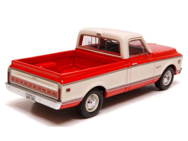 chevrolet c10 pick up 1971 neo 1 43 autos miniatures tacot. Black Bedroom Furniture Sets. Home Design Ideas