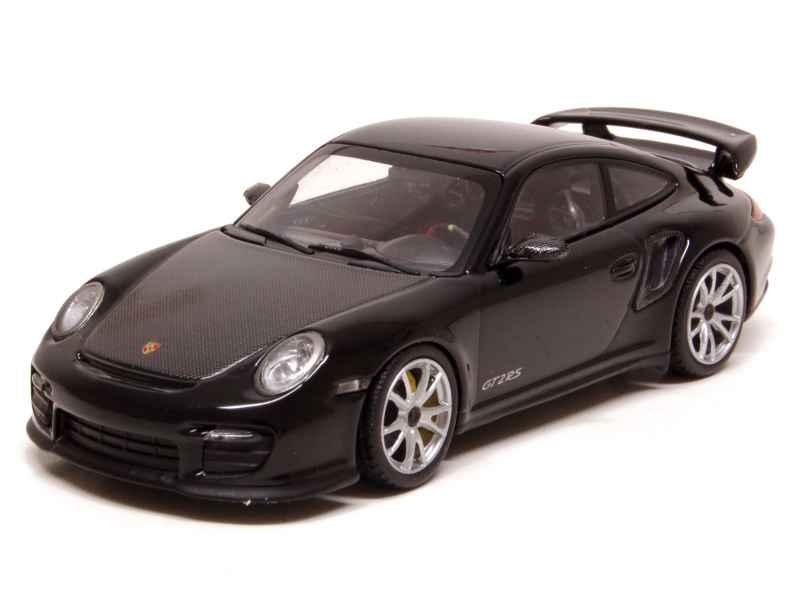 porsche 911 997 gt2 rs 2010 minichamps 1 43 autos miniatures tacot. Black Bedroom Furniture Sets. Home Design Ideas