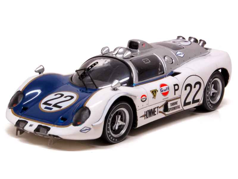 Divers - Howmet Tx Le Mans 1968 - Bizarre - 1  43