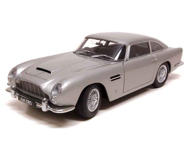 aston martin db5 coupe 1963 autoart 1 18 autos miniatures tacot. Black Bedroom Furniture Sets. Home Design Ideas