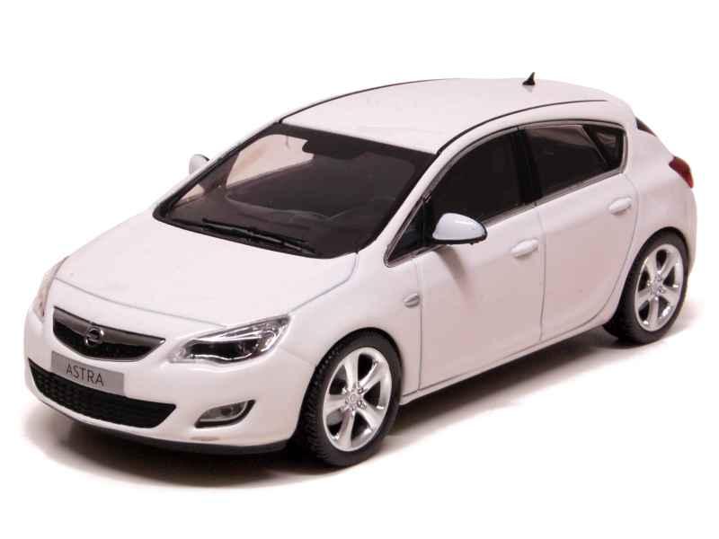 Opel - Astra J 5 Doors 2010 - Minichamps - 1/43 - Autos ...