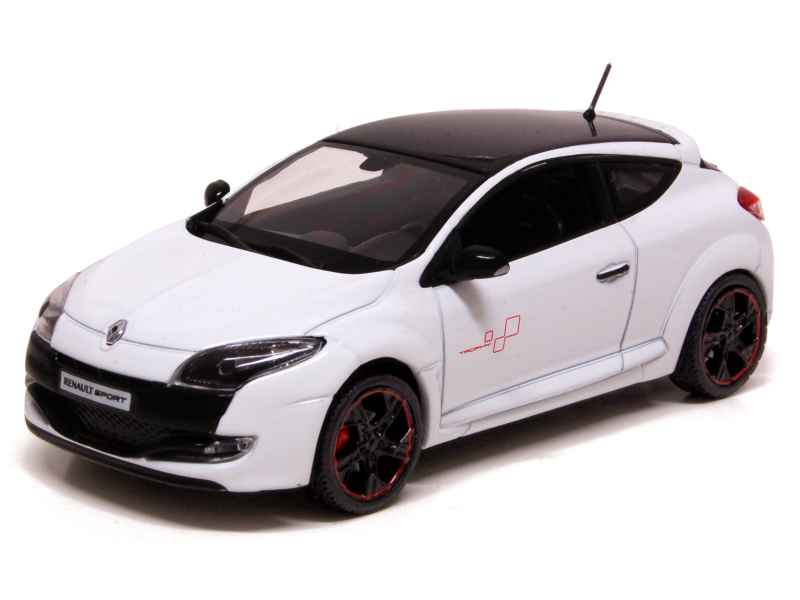 renault m gane iii rs trophy 2011 norev 1 43 autos miniatures tacot. Black Bedroom Furniture Sets. Home Design Ideas