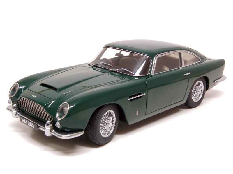 aston martin db5 coup 1963 autoart 1 18 autos miniatures tacot. Black Bedroom Furniture Sets. Home Design Ideas
