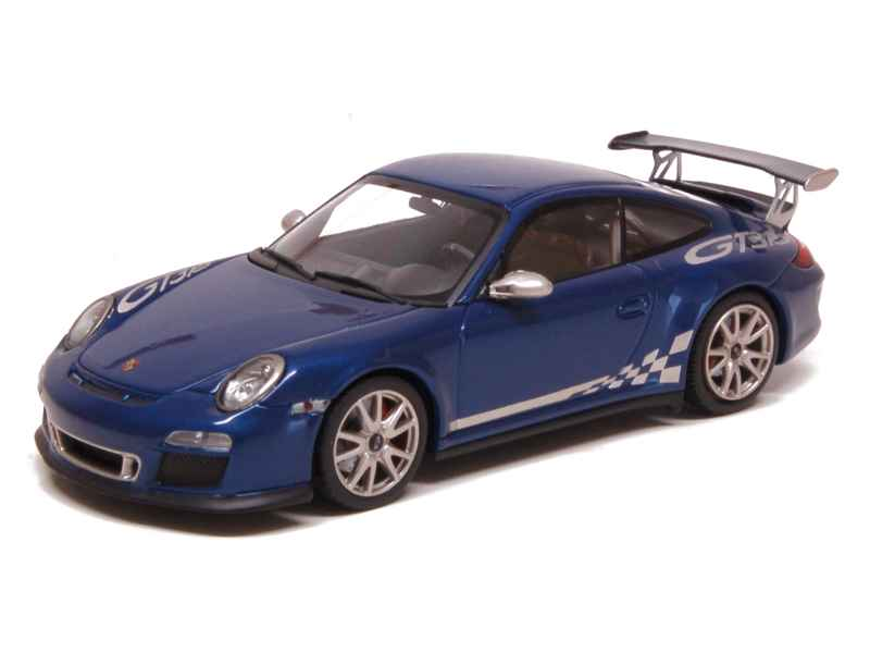 porsche 911 997 gt3 rs 2010 minichamps 1 43 autos miniatures tacot. Black Bedroom Furniture Sets. Home Design Ideas