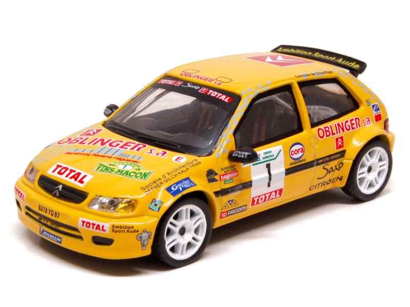 citro n saxo kit car macon 1999 x press al 1 43 autos miniatures tacot. Black Bedroom Furniture Sets. Home Design Ideas