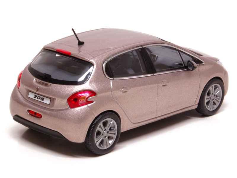 Peugeot - 208 5 Doors 2012 - Norev - 1/43 - Autos ...