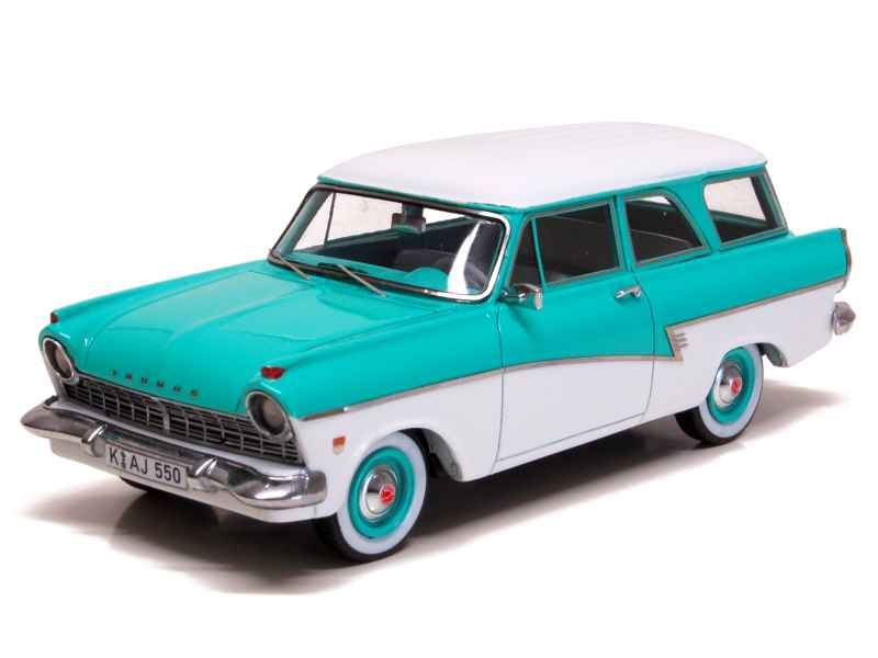 ford taunus p2 break 1957 neo 1 43 autos. Black Bedroom Furniture Sets. Home Design Ideas