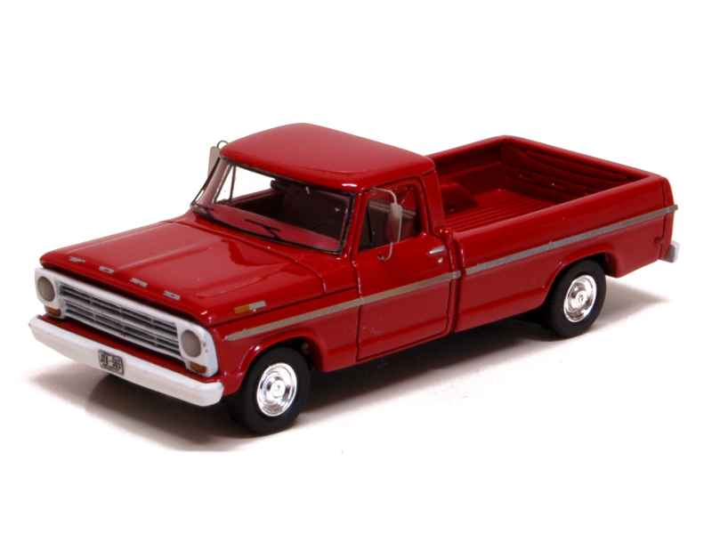 ford f 100 pick up 1968 neo 1 87 autos miniatures tacot. Black Bedroom Furniture Sets. Home Design Ideas