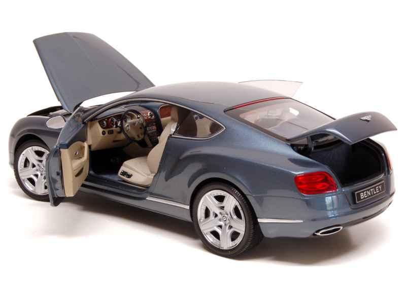 bentley continental gt 2011 minichamps 1 18 autos miniatures tacot. Black Bedroom Furniture Sets. Home Design Ideas
