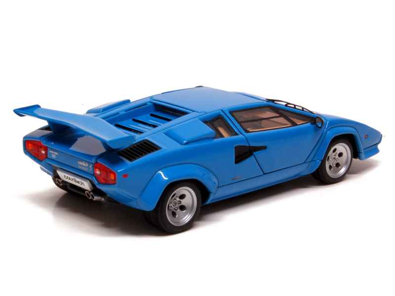 lamborghini countach 5000s 1984 autoart 1 43 autos miniatures tacot. Black Bedroom Furniture Sets. Home Design Ideas
