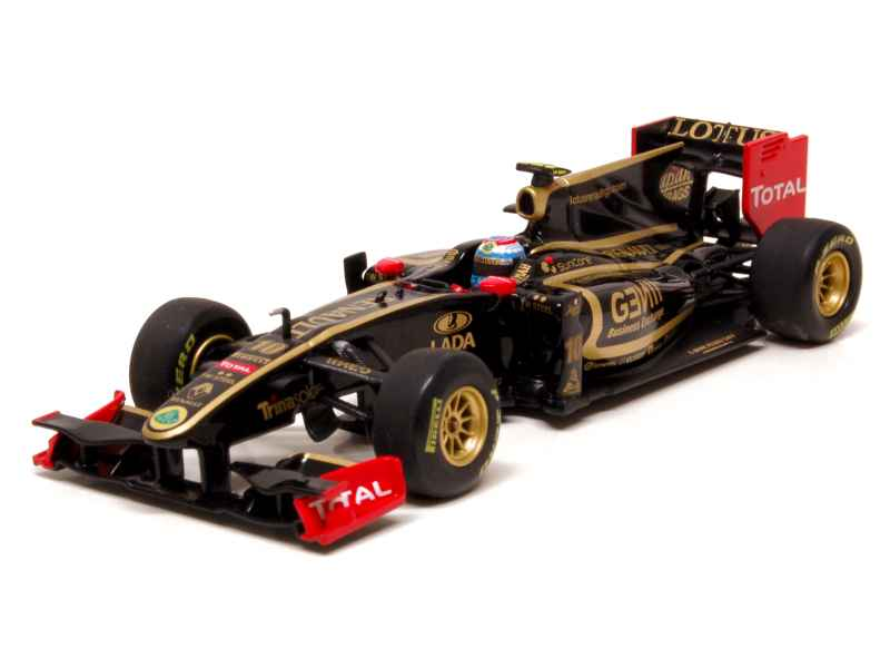 70014 Lotus R30 Renault GP Showcar 2011