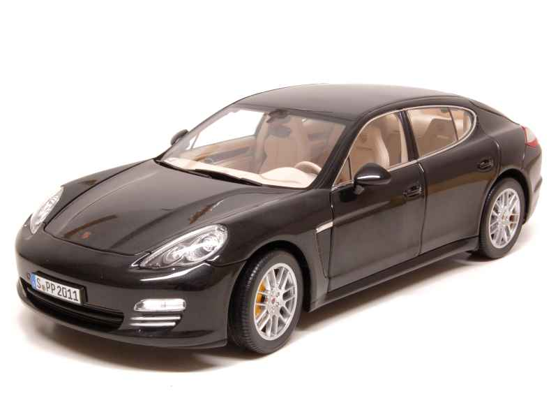 porsche panamera 4s 2009 norev 1 18 autos miniatures tacot. Black Bedroom Furniture Sets. Home Design Ideas