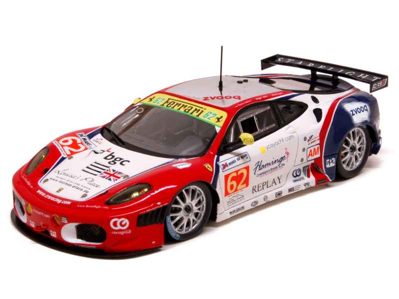 ferrari f430 gtc le mans 2011 fujimi 1 43 autos miniatures tacot. Black Bedroom Furniture Sets. Home Design Ideas