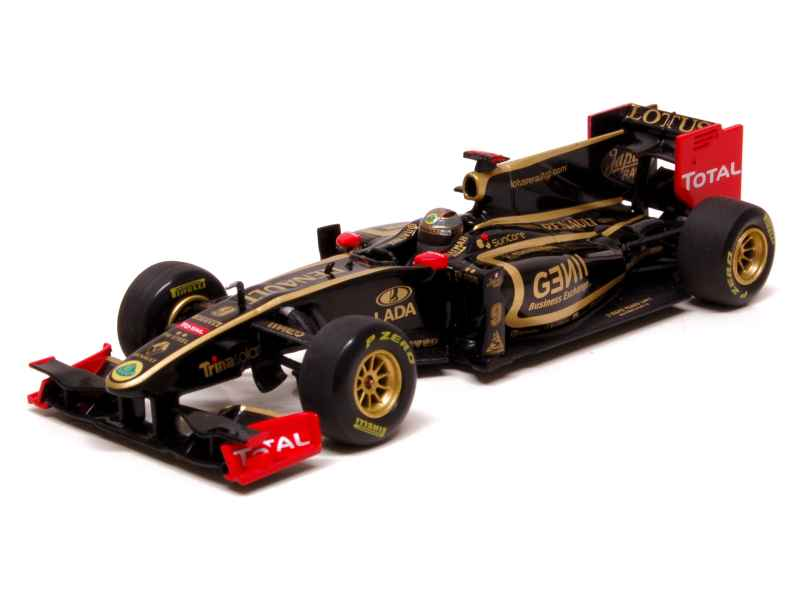 70121 Lotus R30 Renault GP Showcar 2011
