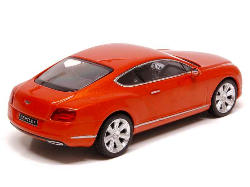 bentley continental gt 2011 minichamps 1 43 autos. Black Bedroom Furniture Sets. Home Design Ideas