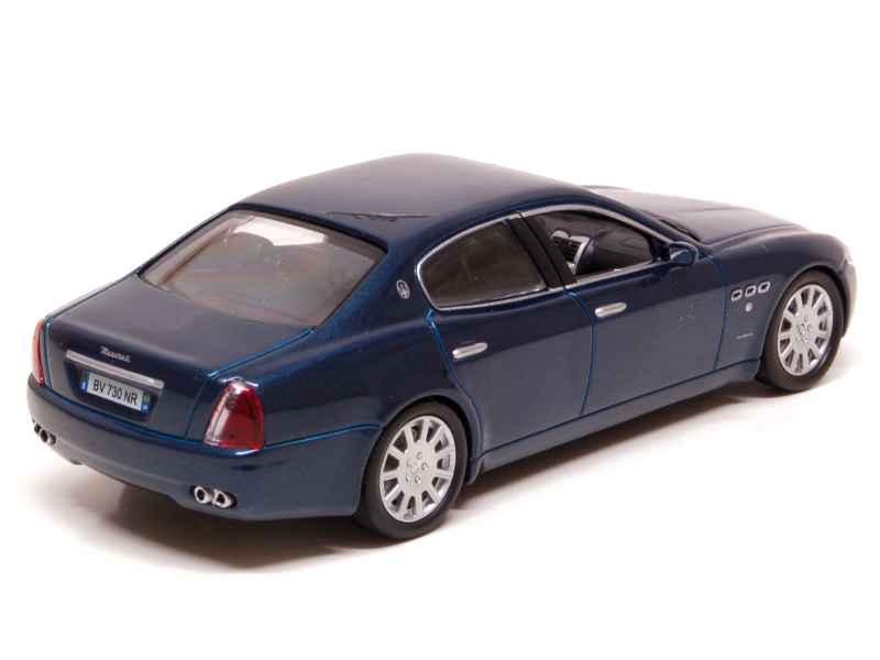 maserati quattroporte 2003 x press g 1 43 autos miniatures tacot. Black Bedroom Furniture Sets. Home Design Ideas