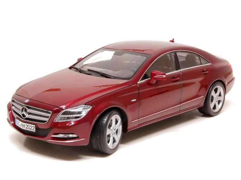 mercedes cls 350 cgi c218 2010 norev 1 18 autos miniatures tacot. Black Bedroom Furniture Sets. Home Design Ideas