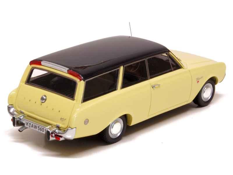 ford taunus 17m p3 break 1960 neo 1 43 autos. Black Bedroom Furniture Sets. Home Design Ideas