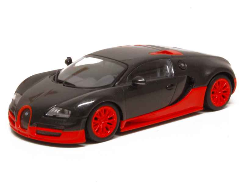 bugatti veyron 16 4 super sport 2010 minichamps 1 43 autos miniatures tacot. Black Bedroom Furniture Sets. Home Design Ideas