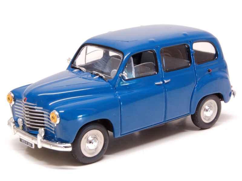 renault colorale prairie 1953 solido 1 43 autos miniatures tacot. Black Bedroom Furniture Sets. Home Design Ideas