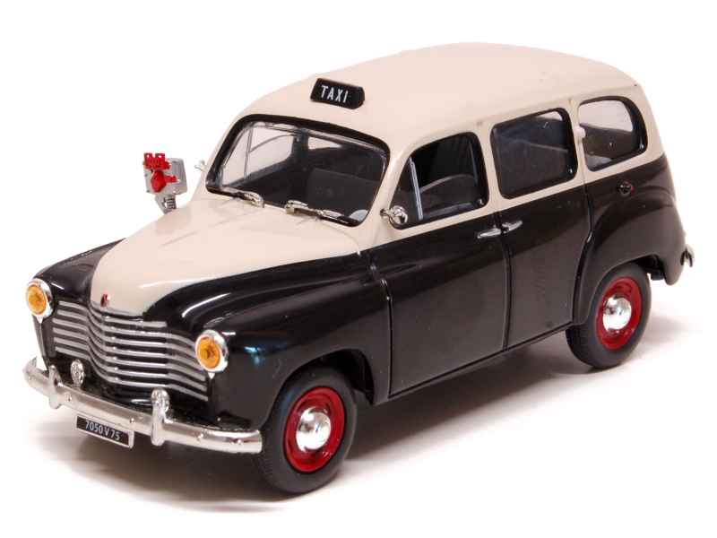 renault colorale prairie taxi 1953 solido 1 43 autos miniatures tacot. Black Bedroom Furniture Sets. Home Design Ideas