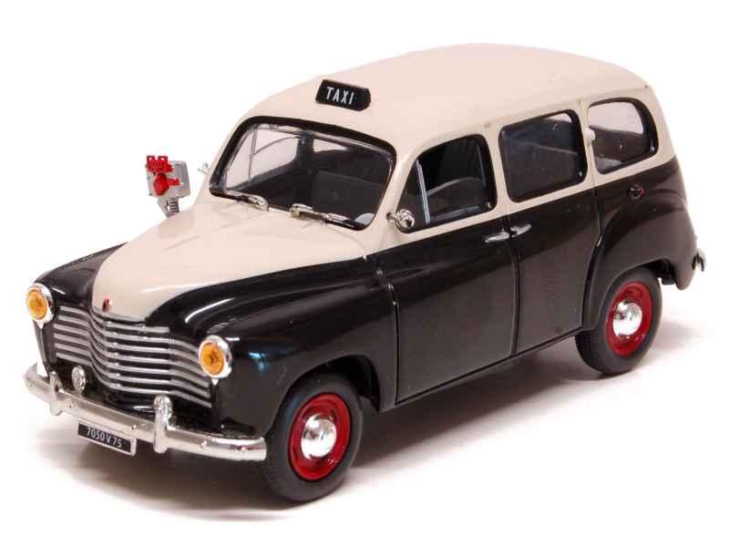 renault colorale prairie taxi 1953 solido 1 43 autos miniatures tacot. Black Bedroom Furniture Sets. Home Design Ideas