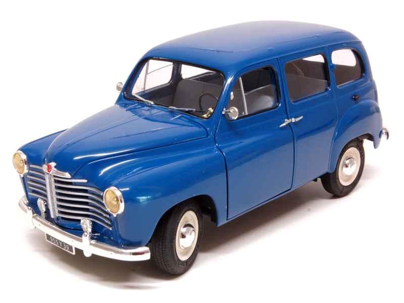 renault colorale prairie 1953 solido 1 18 autos miniatures tacot. Black Bedroom Furniture Sets. Home Design Ideas