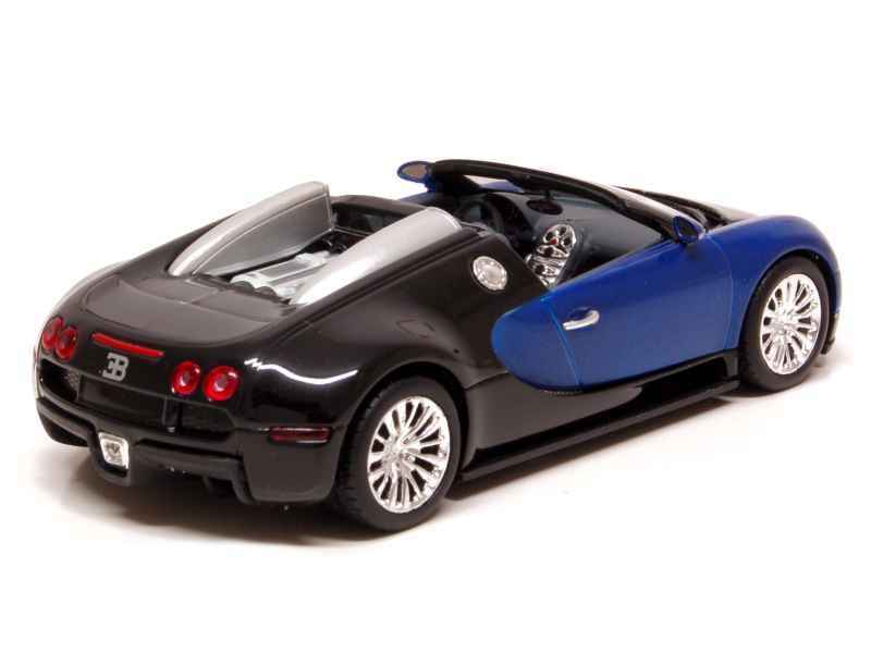 bugatti veyron grand sport 2010 minichamps 1 43 autos miniatures tacot. Black Bedroom Furniture Sets. Home Design Ideas
