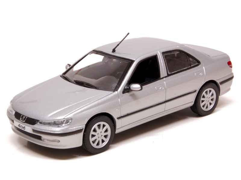 peugeot 406 berline 2003 norev 1 43 autos. Black Bedroom Furniture Sets. Home Design Ideas