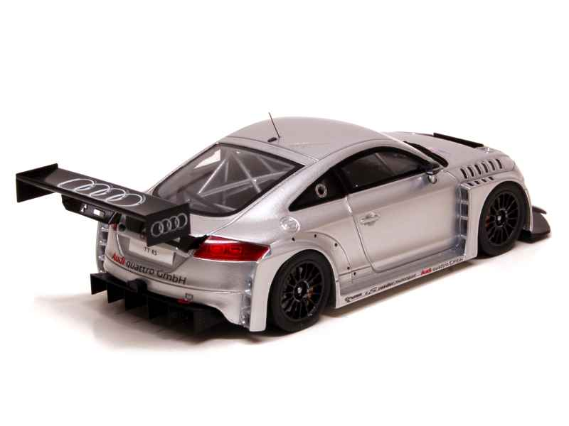 audi tt rs vln demonstration model 2012 spark model. Black Bedroom Furniture Sets. Home Design Ideas