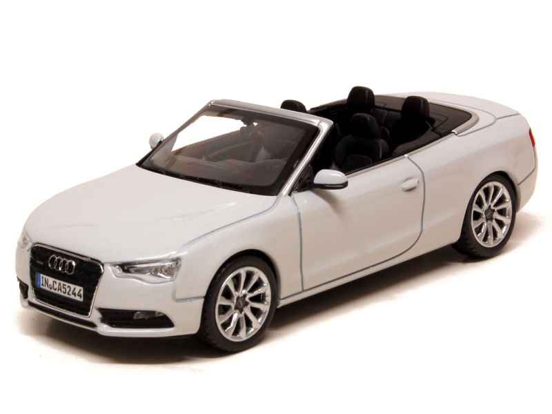 audi a5 cabriolet 2012 norev 1 43 autos miniatures tacot. Black Bedroom Furniture Sets. Home Design Ideas