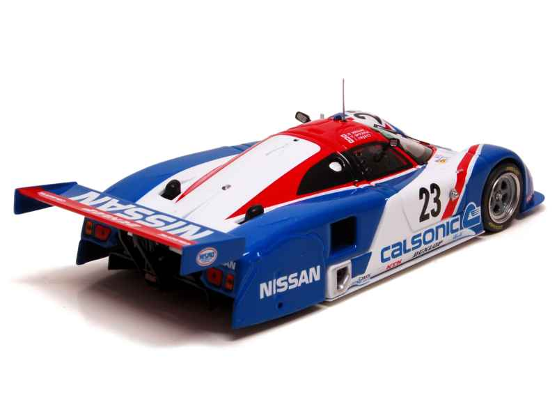 nissan r89c le mans 1989 ebbro 1 43 autos miniatures tacot. Black Bedroom Furniture Sets. Home Design Ideas