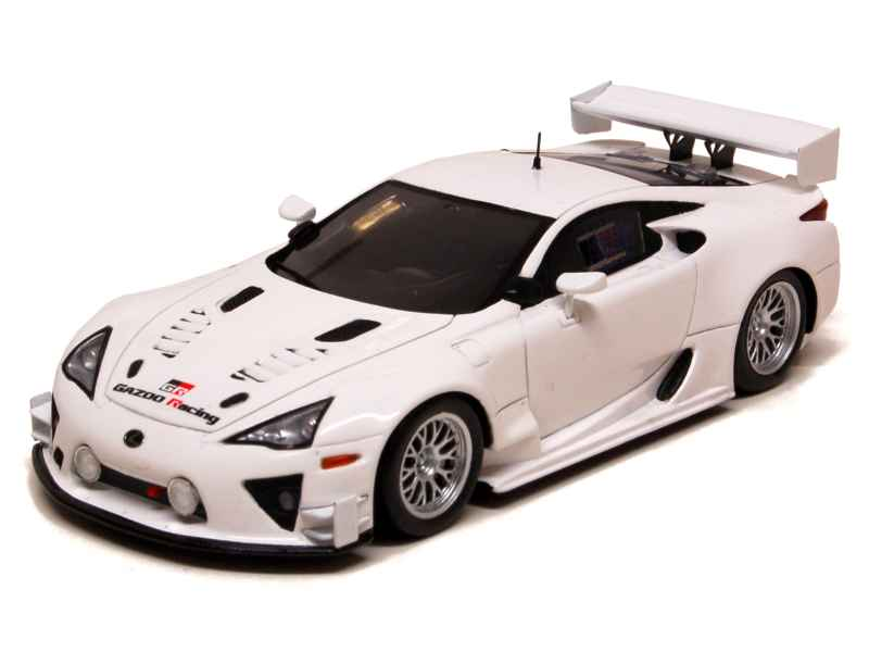 lexus lfa nurburgring 2011 ebbro 1 43 autos miniatures tacot. Black Bedroom Furniture Sets. Home Design Ideas