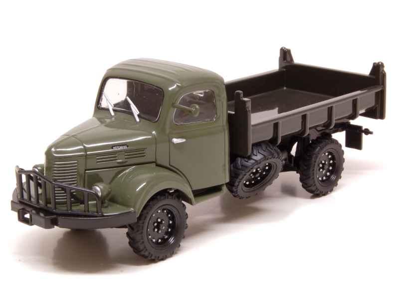 Eligor - Hotchkiss PL20 Treuil 4x4 Benne TP -