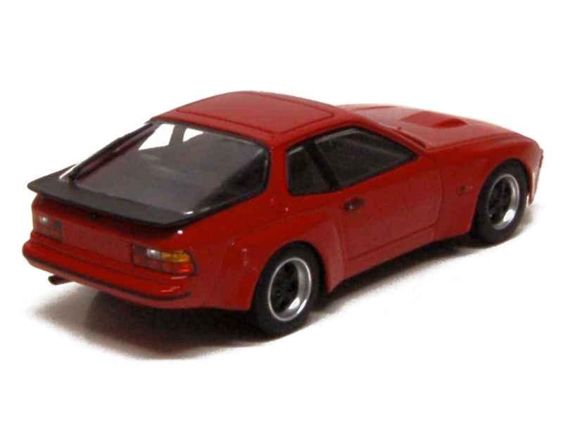 porsche 924 carrera gt 1981 minichamps 1 43 autos miniatures tacot. Black Bedroom Furniture Sets. Home Design Ideas