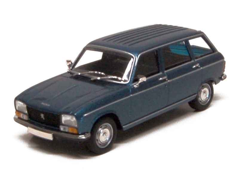 peugeot 304 break 1972 minichamps 1 43 autos miniatures tacot. Black Bedroom Furniture Sets. Home Design Ideas