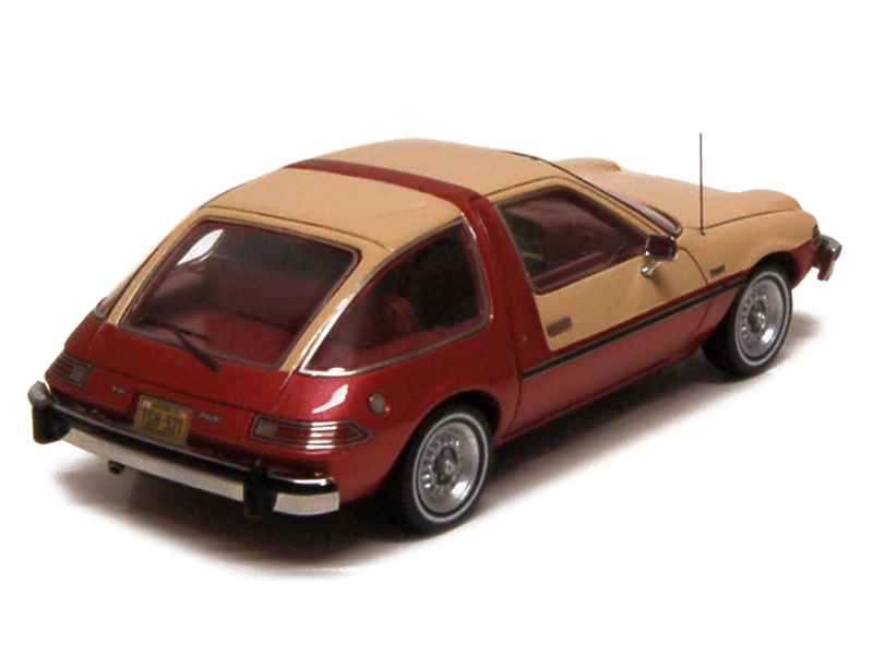 amc pacer 1975 neo 1 43 autos miniatures tacot. Black Bedroom Furniture Sets. Home Design Ideas