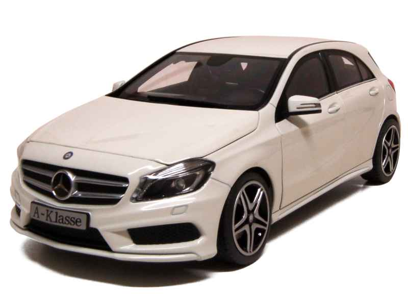 mercedes a class w176 2012 norev 1 18 autos. Black Bedroom Furniture Sets. Home Design Ideas