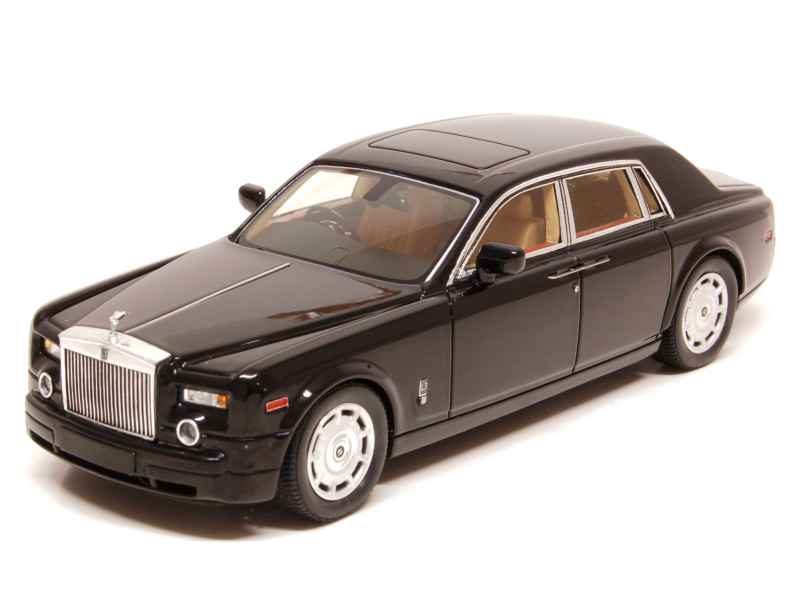 rolls royce phantom 2009 truescale 1 43 autos miniatures tacot. Black Bedroom Furniture Sets. Home Design Ideas