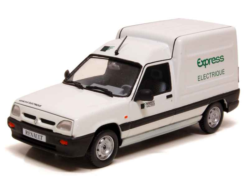 renault express electrique 1997 norev 1 43 autos miniatures tacot. Black Bedroom Furniture Sets. Home Design Ideas