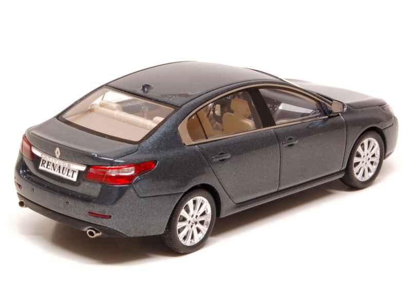 renault latitude 2011 spark model 1 43 autos miniatures tacot. Black Bedroom Furniture Sets. Home Design Ideas